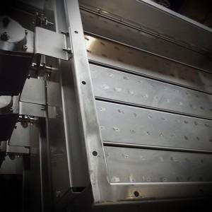 Multi-blade dampers