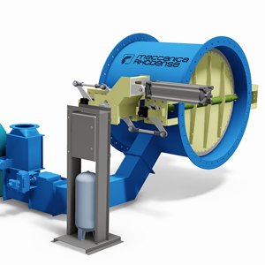 Pressurized valve